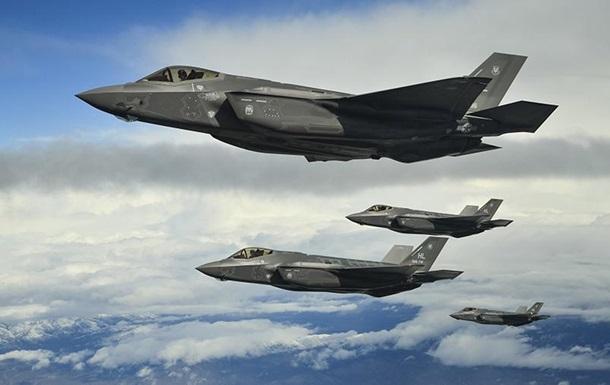 Конгрес США схвалив продаж Польщі винищувачів F-35