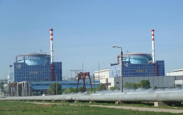 Хмельницкая АЭС полностью остановилась