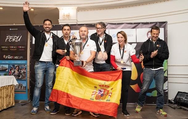 Испания выиграла Европейский Кубок Наций. У сборной Украины —  бронза