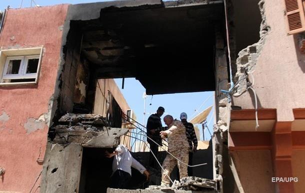 США через рік відновили удари по Лівії