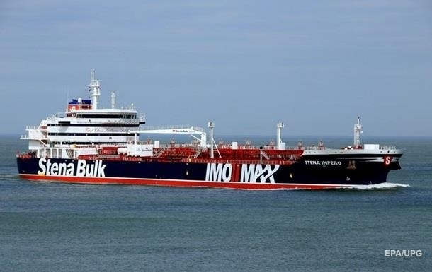 Британский танкер Stena Impero вошел в порт ОАЭ