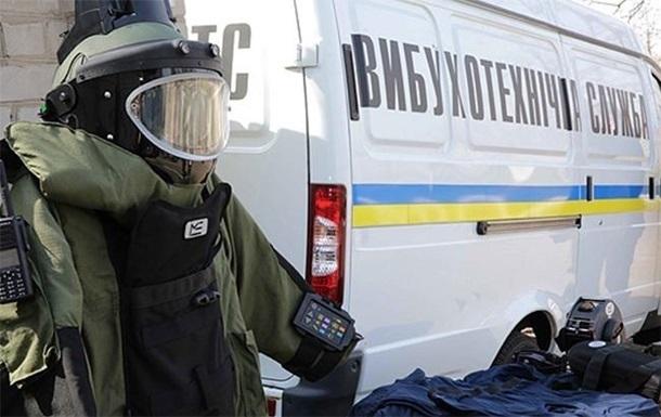 Волна  минирований  в Харькове: эвакуированы тысячи людей