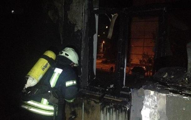 У Києві невідомі підпалили дитячий садок