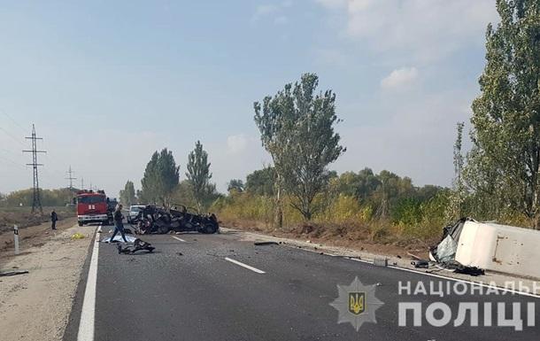 ДТП в Запорожской области: погибли два человека, еще два пострадали