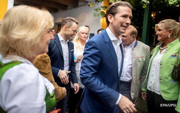В Австрії проходять дострокові вибори в парламент
