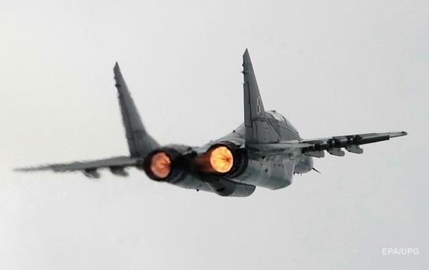 В Словакии приостановили полеты всех МиГ-29