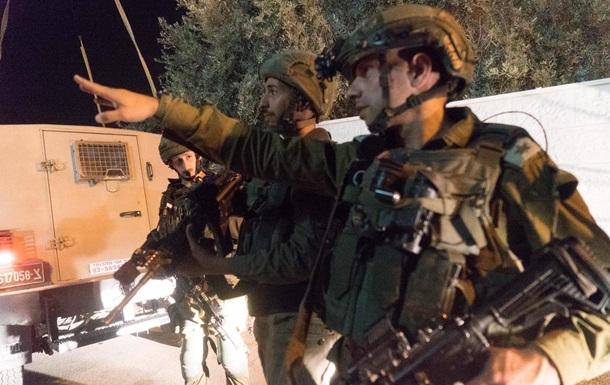 Армия Израиля задержала 27 палестинских активистов