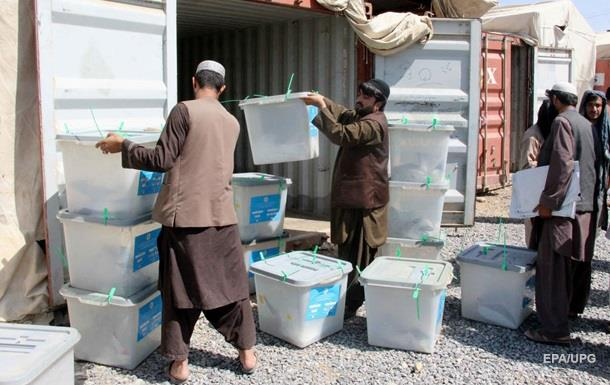 Вибори в Афганістані: викрали членів виборчкому