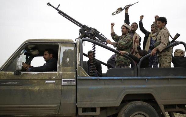 Хусити заявили про захоплення в полон сотень саудівських солдатів