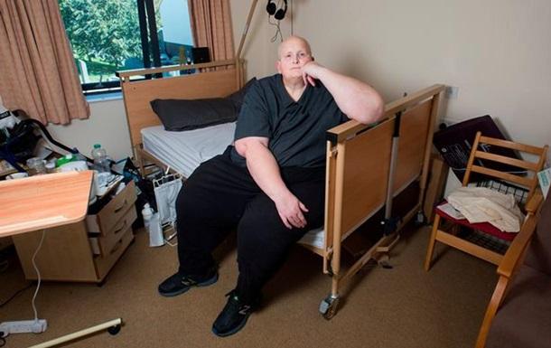 Экс-самый большой толстяк мира просит денег на похудение у государства