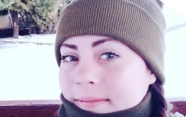 На Донбасі загинула 21-річна боєць Айдара