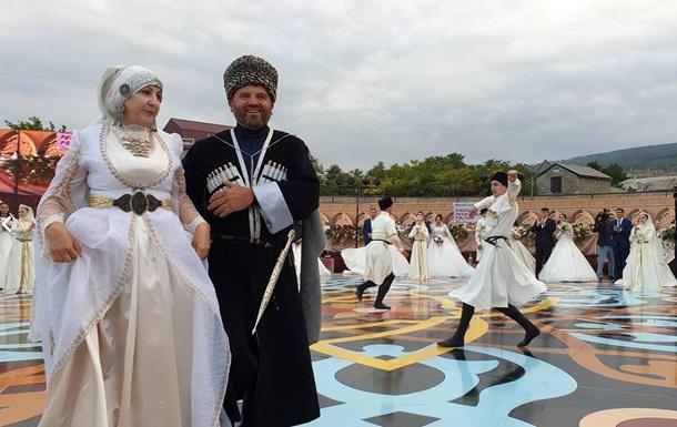 Дагестанская свадьба побила два мировых рекорда