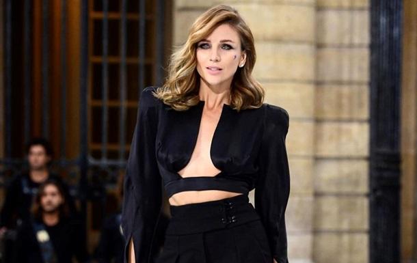 Дизайнер Катя Сильченко выступила на Неделе моды в Париже