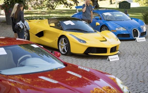 Продали коллекцию спорткаров осужденного Нгемы Обианга