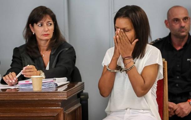 В Іспанії вперше засудили до довічного ув язнення жінку