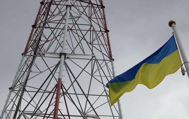 20 українських радіостанцій здійснюють мовлення біля Донецька