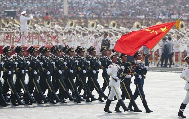 Парад до 70-річчя Китаю в Пекіні