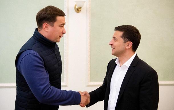 Зеленский назначил уполномоченного по земельным вопросам