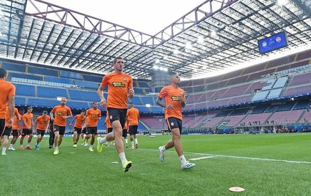 Аталанта - Шахтер: команды назвали стартовые составы на матч Лиги чемпионов