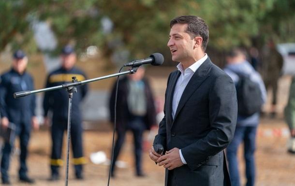 Зеленський: Київ погоджує формулу Штайнмаєра