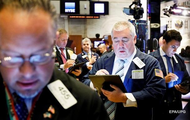 Фондові індекси США втратили більше 1%