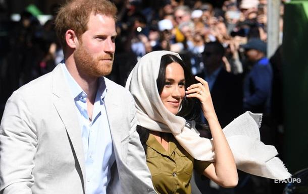 Prince Harry is suing the newspaper that published Meghan Markle's letter