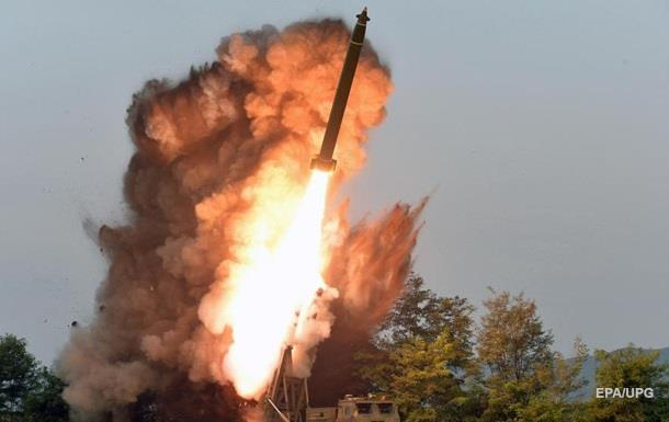 Північна Корея запустила невпізнані снаряди