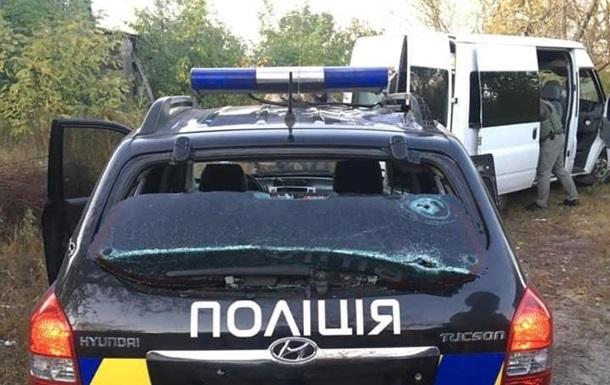 Поліція ліквідувала іноземця, який стріляв у спецназівців