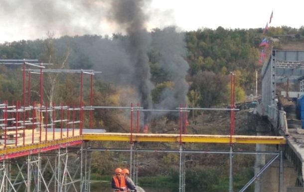 Станиця Луганська: завершується спорудження обхідного мосту