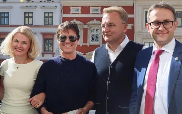 Том Круз вже у Львові