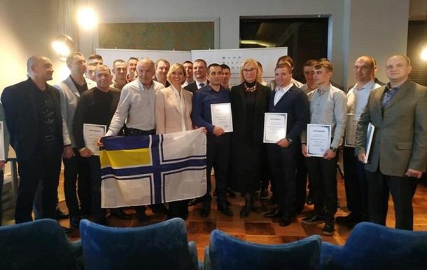 Все освобожденные моряки получили сертификаты на квартиры  - омбудсмен