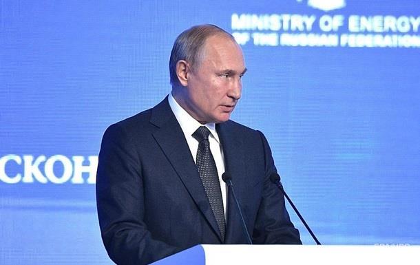 Путін заявив про тиск США на Данію через ПП-2