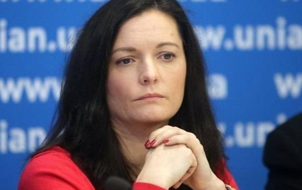 Скалецька зустрілася з колективом МОЗ після скандалу