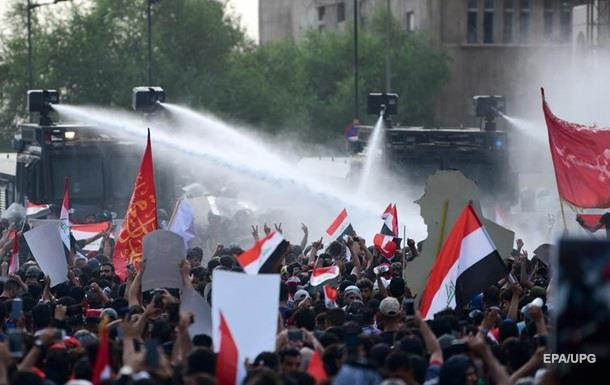 В Іраку спалахнули протести, влада відключила соцмережі