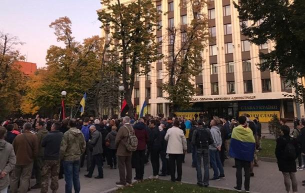 Одесса, Днепр, Черновцы вышли  против капитуляции