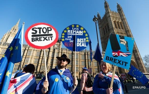 У Британії зафіксували перший випадок психозу через Brexit