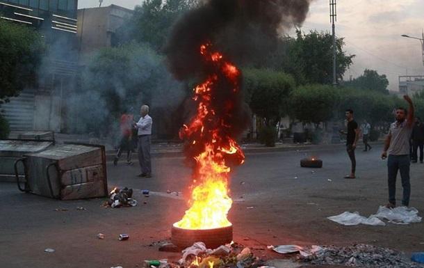 Антиурядові протести в Іраку: кількість загиблих зросла
