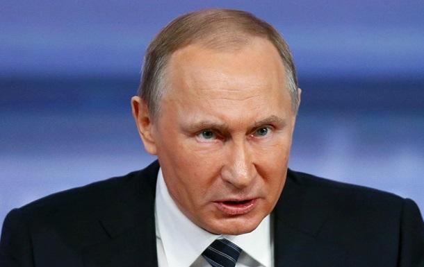 Путин сливает Донбасс через формулу