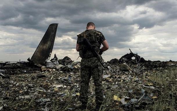Украину требуют привлечь к ответственности за крушение МН17