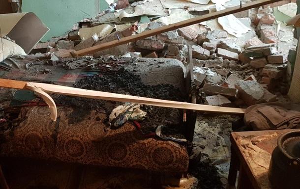 Під Харковом стався вибух в гуртожитку, є постраждалі