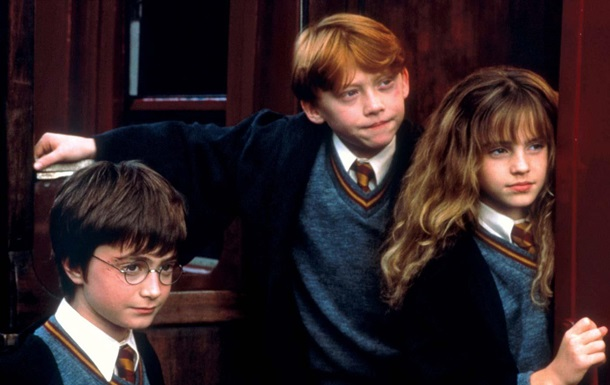 Архівне відео зі зйомок Гаррі Поттера розчулило Мережу