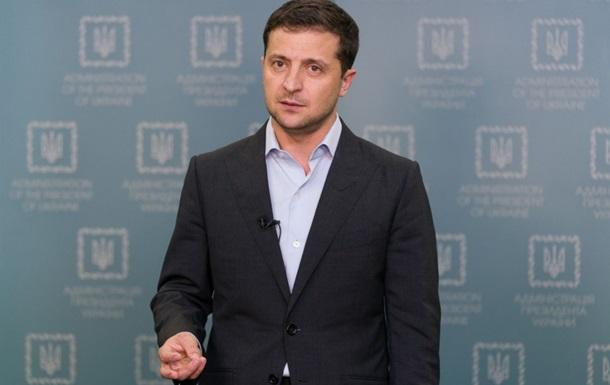 Зеленский обратился к протестующим: Я слышу вас