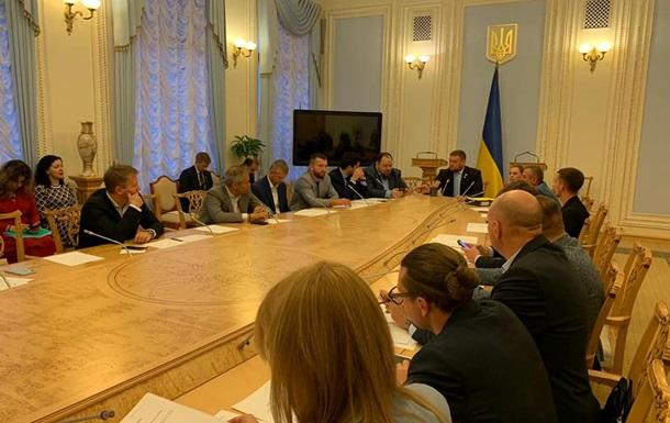 Комітет Ради рекомендував новий склад ЦВК, запропонований Зеленським