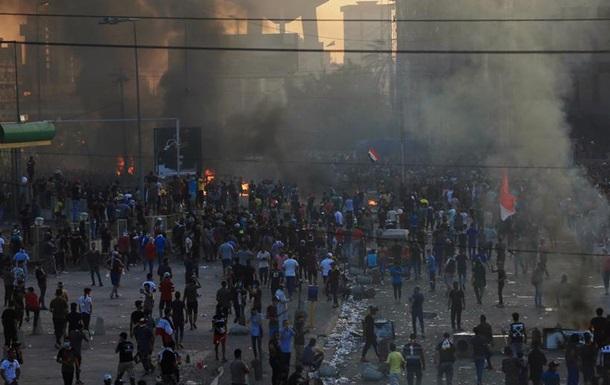 Протести в Іраку тривають: загинуло вже 25 людей