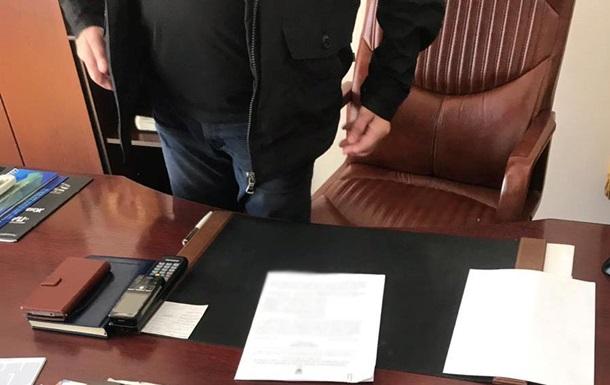 Начальника ДСНС у Херсонській області викрили в розтраті