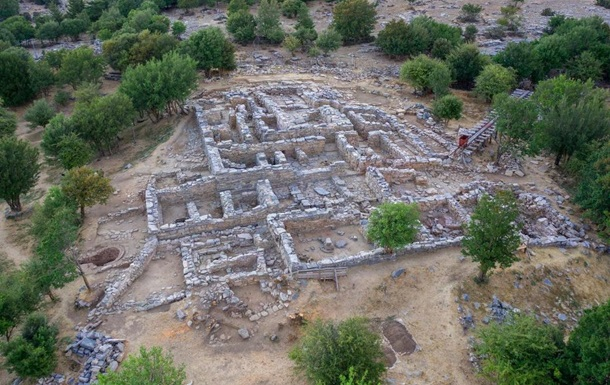 На Криті в мінойському палаці знайшли скарбницю