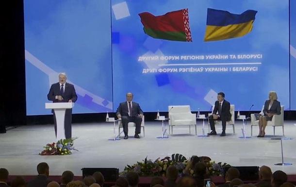 Зеленський і Лукашенко обговорили ракетобудування