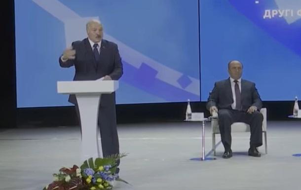 Лукашенко по ошибке назвал Украину Россией