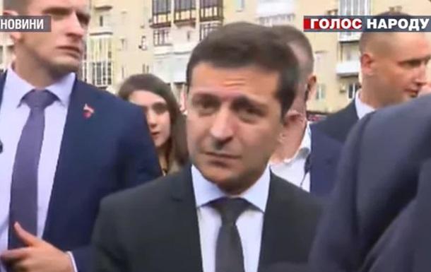 Зеленский прокомментировал лишение лицензии телеканала 112 Украина