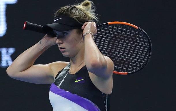 Свитолина на Итоговом турнире: что нужно украинке для выхода на WTA Finals